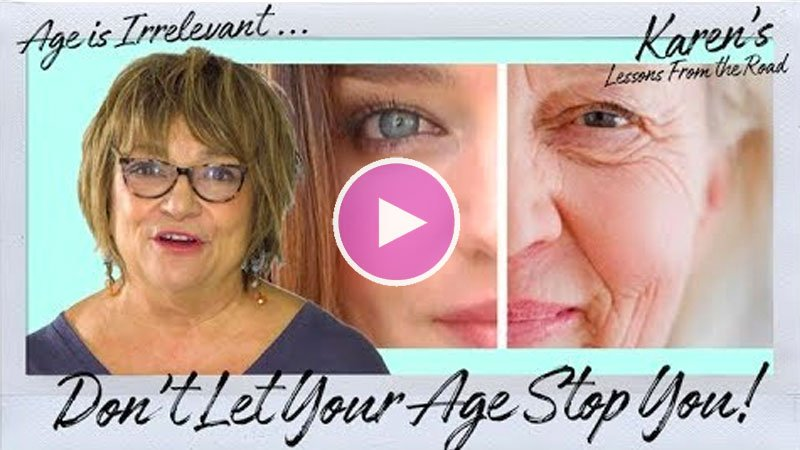 Age is Irrelevant - Another Lesson From the Road