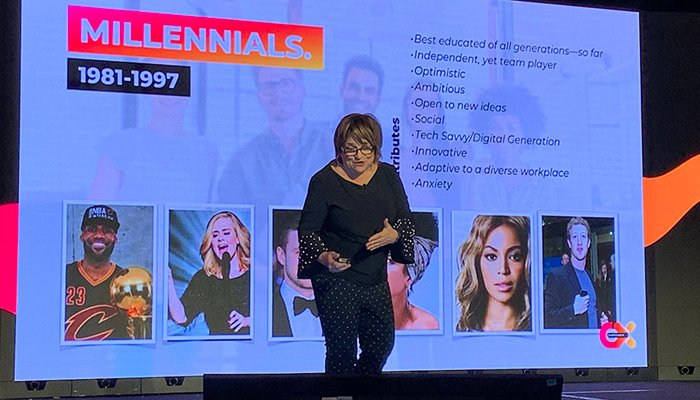 Karen McCulloughs Keynote Presentation, The Generational Advantage | Generations in the Workplace